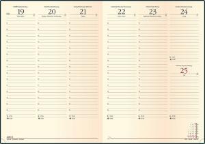 heti naptár 5212 Bolero A4 heti naptár 2012. évi vásárlás   Astre Bt. heti naptár